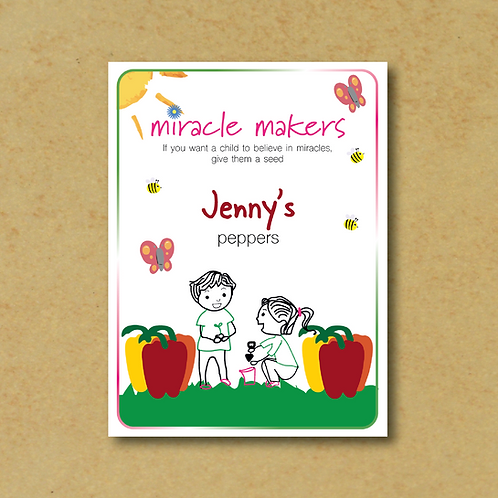 Miracle Maker Pepper Seeds