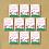 Thumbnail: 10 Packs Personalised Party Bag Alyssum Seeds
