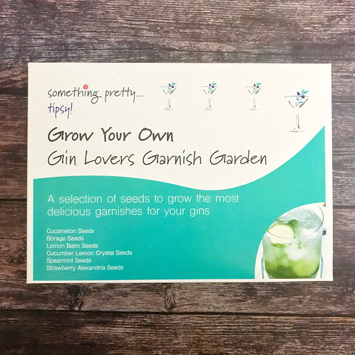 Ultimate Gin Lovers Seed Gift Set
