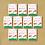 Thumbnail: 10 Packs Personalised Party Bag Nasturtium Seeds