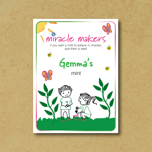 Miracle Maker Mint Seeds