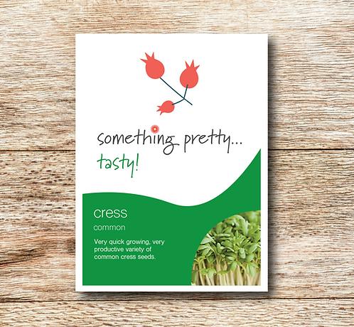 Common Cress Seeds