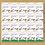 Thumbnail: 20 Packs Personalised Party Bag Viola Seeds
