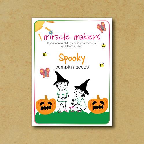 Miracle Maker Halloween Pumpkin Seeds