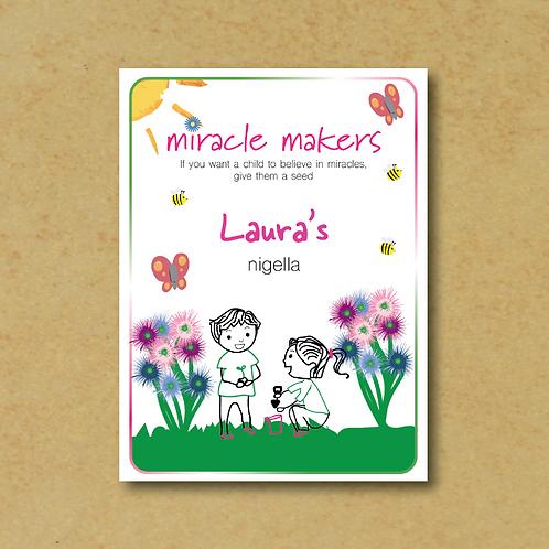 Miracle Maker Nigella Seeds