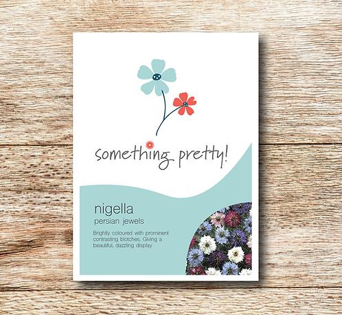 Nigella (Persian Jewel) Seeds