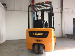 Samuk HJ20 Electric Forklift
