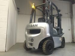 NissanFD02A0Q Diesel Forklift