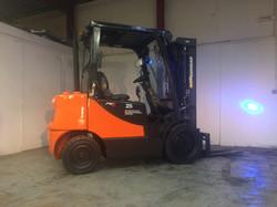 Doosan D25 S/5 PRO5 Diesel Forklift