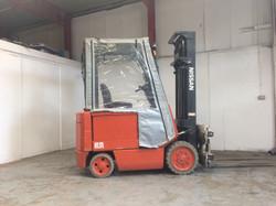 Nissan CWP02L255 Electric Forklift