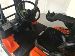 Toyota 7FBMF16 Electric Forklift