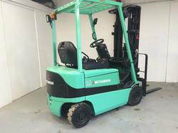 Mitsubishi FB16K Electric Forklift