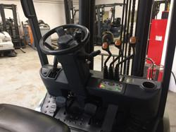 UN FL25T/JA LP Gas Forklift