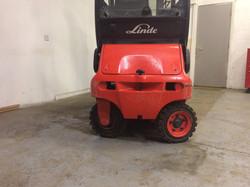 Linde E16P-02 Electric Forklift