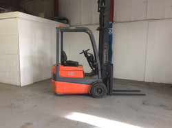 Toyota FBE 5F12 Electric Forklift