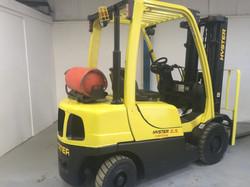 Hyster L177B28475G LP Gas Forklift