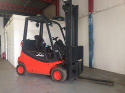 Linde H20T-03 LP Gas Forklift