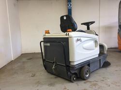 Mach Line Floor Sweeper