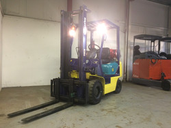 Komatsu FG15HT-16 LP Gas Forklift