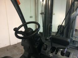 Nissan P1D1A18LQ LP Gas Forklift