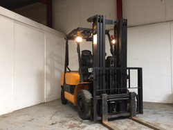 SamukH25DDiesel Forklift