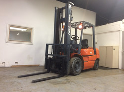 HeliHDF 25 Diesel Forklift