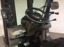 Nissan PDQ1A118 PO LP Gas Forklift