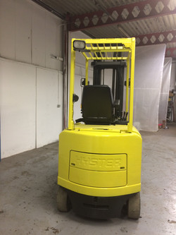 Hyster E 3.2 EX Electric Forklift