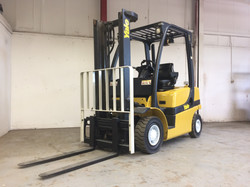 Yale GPD20VXV2170 Diesel Forklift