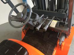 HeliHFD 25 Diesel Forklift