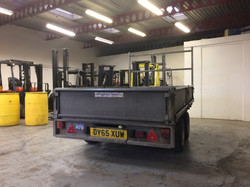 Ifor Williams LM 10 Trailer
