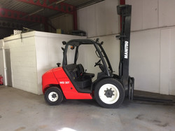 Manitou MSI 30 T Diesel Forklift