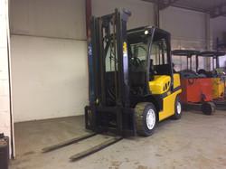 Yale GDP 40 VX5 Diesel Forklift
