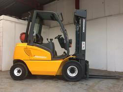 JungheinrichTFG25B LP Gas Forklift
