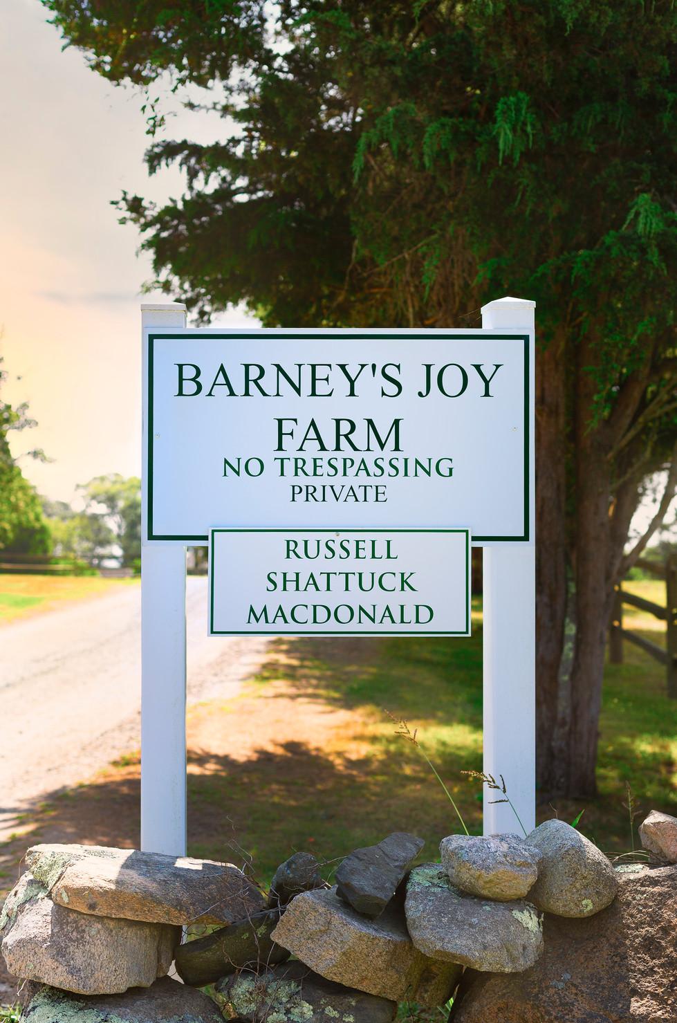 _05A1018 Barneys joy farm sign warmth 2