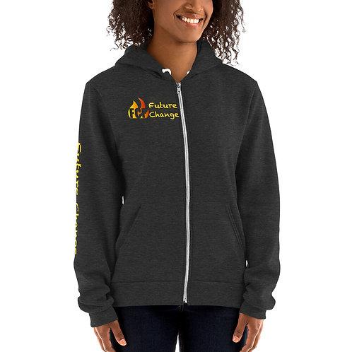 Yellow Logo Hoodie sweater