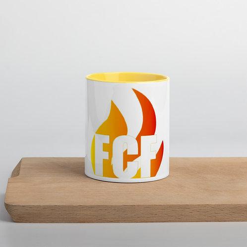 Logo Future Change Mug with Color Inside