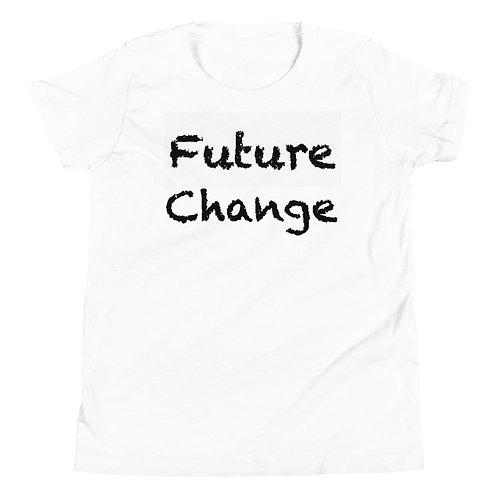 Black Youth Short Sleeve T-Shirt