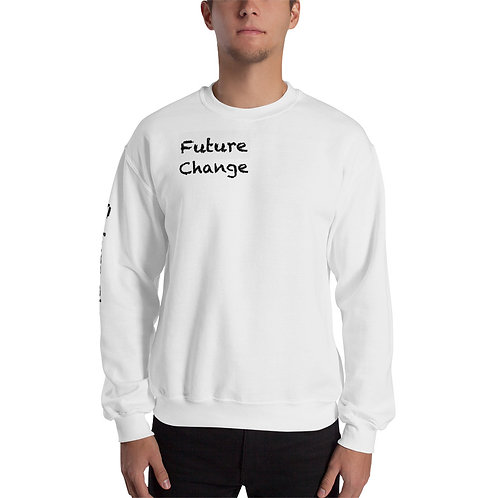 Black Unisex Sweatshirt