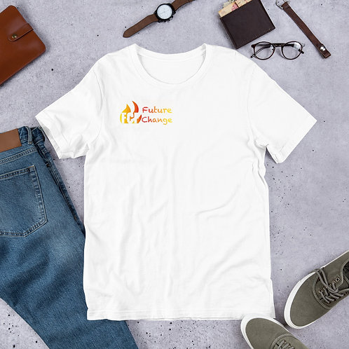 Flame Short-Sleeve Unisex T-Shirt