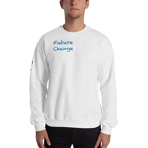 Blue Unisex Sweatshirt