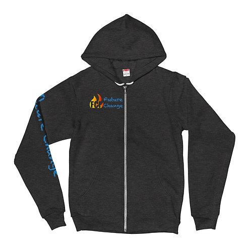 Blue Logo Hoodie sweater