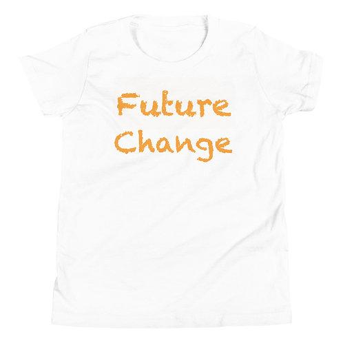 Orange Youth Short Sleeve T-Shirt