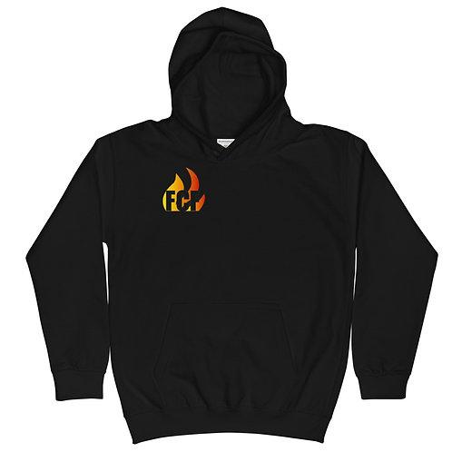 Flame Kids Hoodie