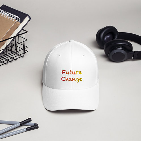 Flame Structured Twill Cap