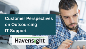 Customer Perspectives on Outsourcing IT Support