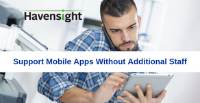 Supporting Mobile Apps Without Additional Staffing