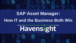 SAP Asset Manager: How IT and the Business Both Win