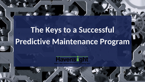 The Keys to a Successful Predictive Maintenance Program