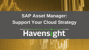 SAP Asset Manager: Support Your Cloud Strategy